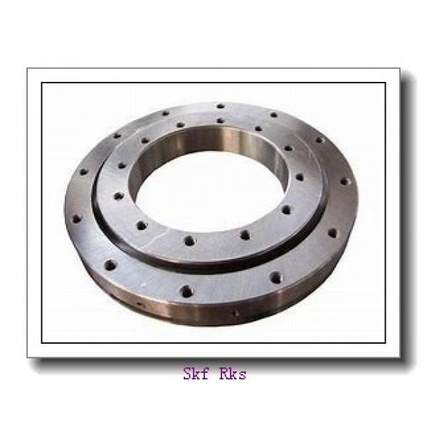 Light Series Single-Row Slewing Ring Bearing with Flanges #2 image