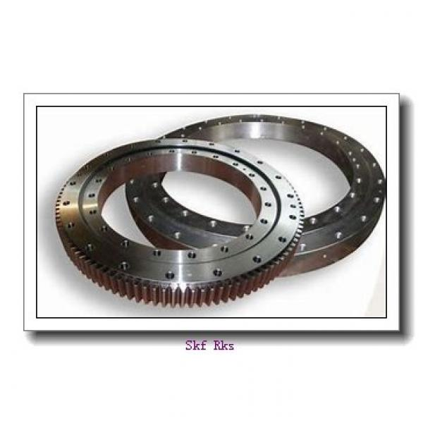 Light Series Single-Row Slewing Ring Bearing with Flanges #1 image