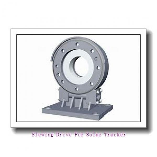 Customized Ball and Rolled Slewing Bearing for Wind Turbine Ring with 50mn 42CrMo #1 image