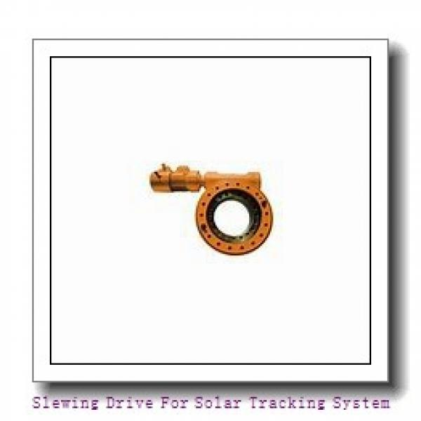 Excavator Case Cx36b, Cx31b, Kobelco 35sr-3, 35sr-5 Slewing Ring, Swing Circle P/N: Pw40f00004f1 #2 image