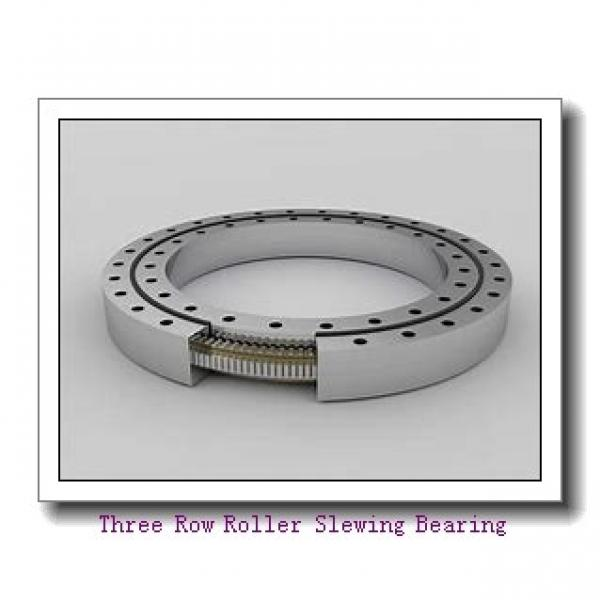 Thin Section Flange Type Slewing Rings For Environment Production Machine #3 image