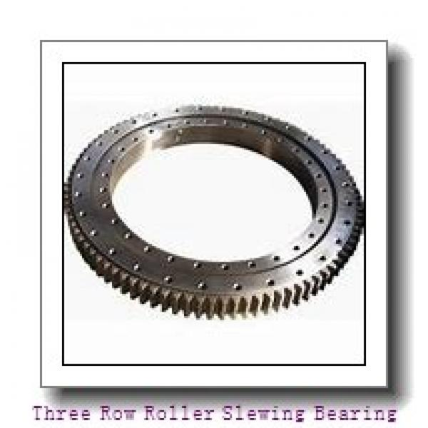 PC200-5 Hardened gear and raceway Excavator  slewing ring  bearing Retroceder #2 image