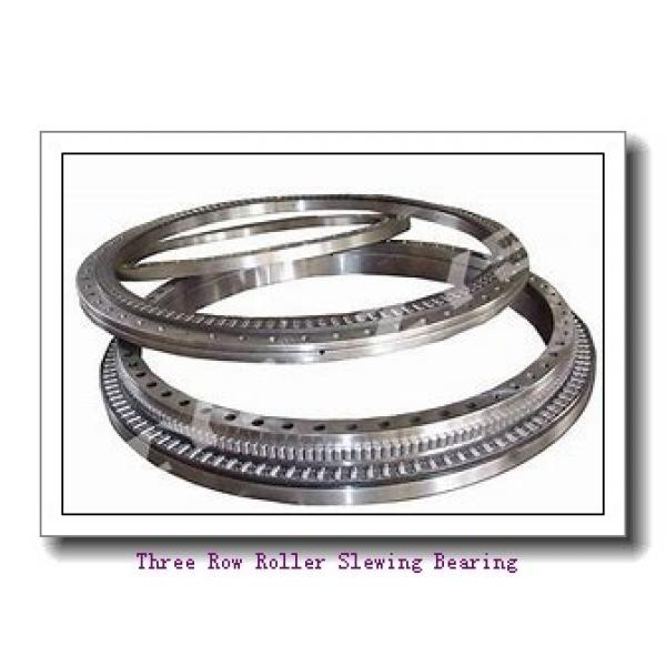 PC200-5 Hardened gear and raceway Excavator  slewing ring  bearing Retroceder #3 image