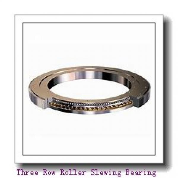 PC200-5 Hardened gear and raceway Excavator  slewing ring  bearing Retroceder #1 image