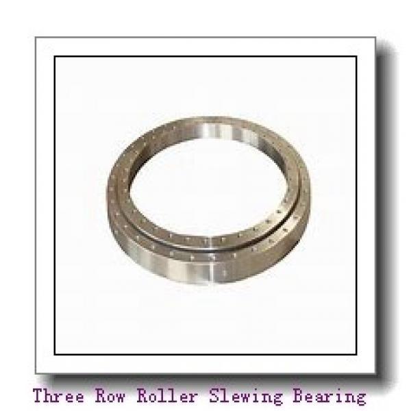 EX300-5 Excavator  50 Mn hardened  internal gear and raceway  slewing ring bearing #1 image