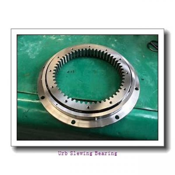 PC300-2  internal Hardened gear  and quenched raceway slewing ring  bearing Retroceder #1 image