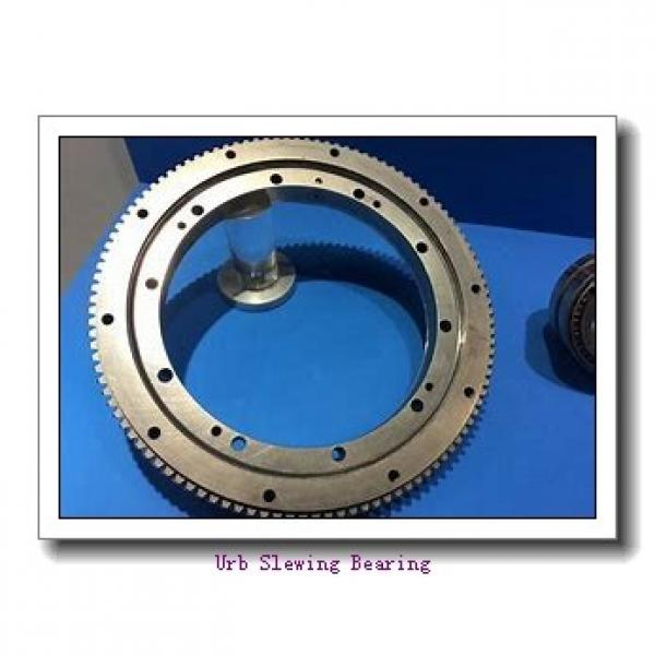 Construction single row crossed roller Crane Slewing Bearing #2 image