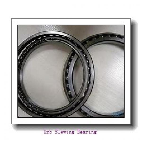 PC300-2  internal Hardened gear  and quenched raceway slewing ring  bearing Retroceder #2 image